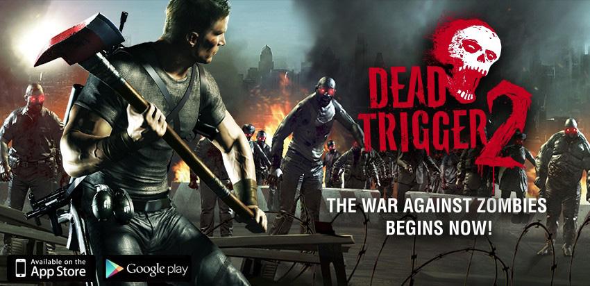 скачать на компьютер dead trigger