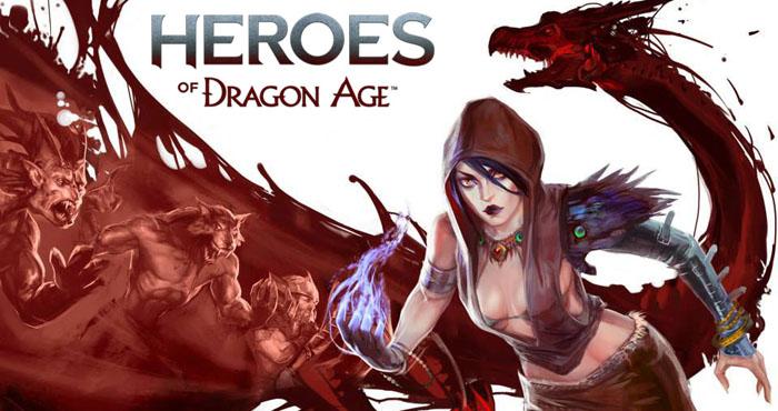 Игра Heroes of Dragon Age