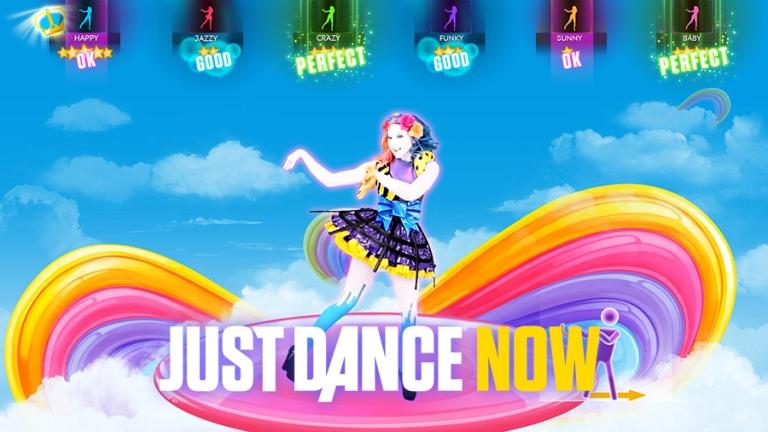 Игра Just Dance Now