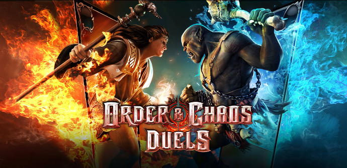 Игра Order and Chaos Duels