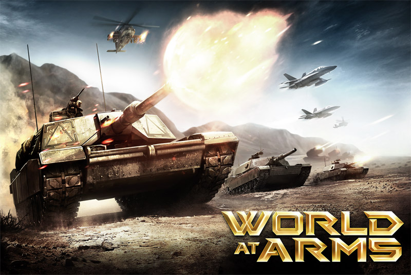 Игра World At Arms