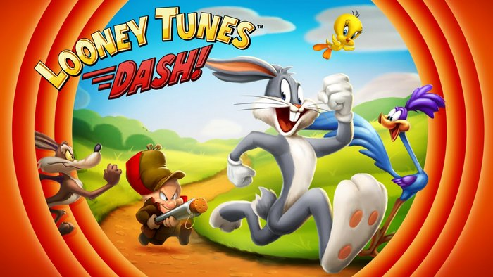 Looney Tunes Dash игра