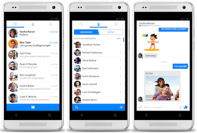 Messenger Facebook 11