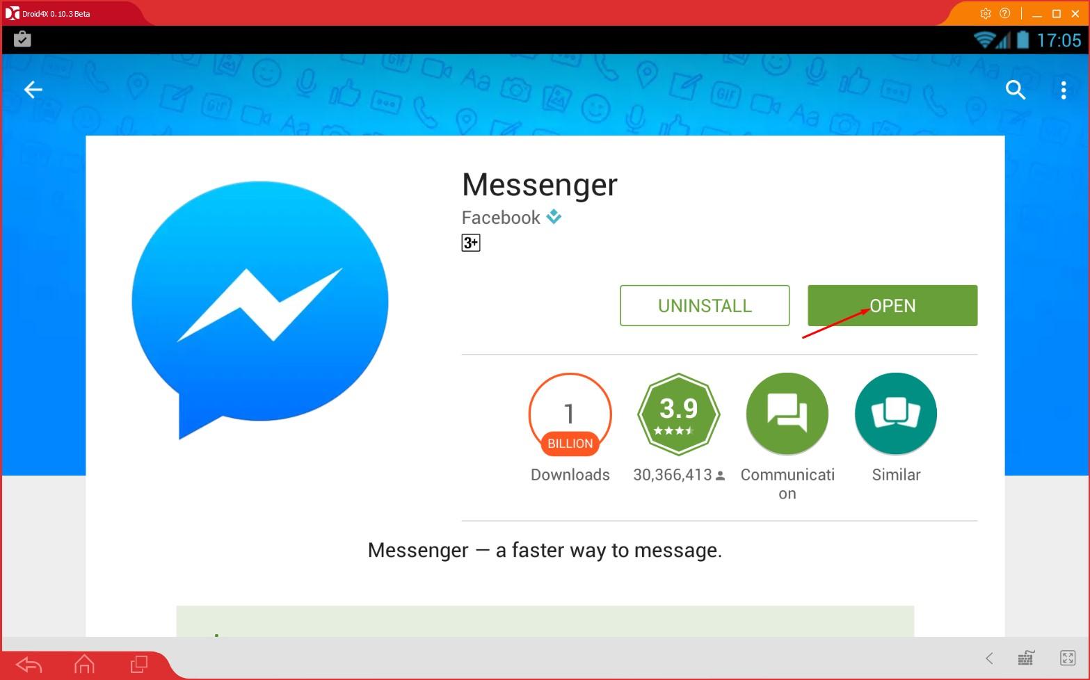 Messenger Facebook 7