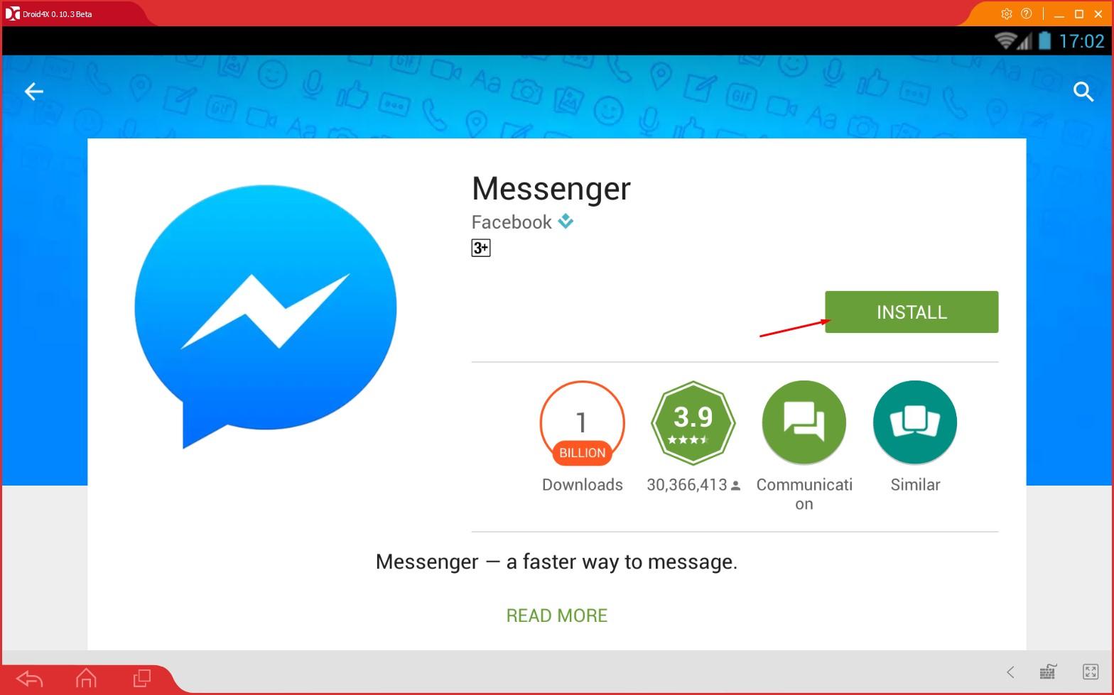 Messenger Facebook 6