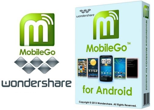 Программа Wondershare MobileGo