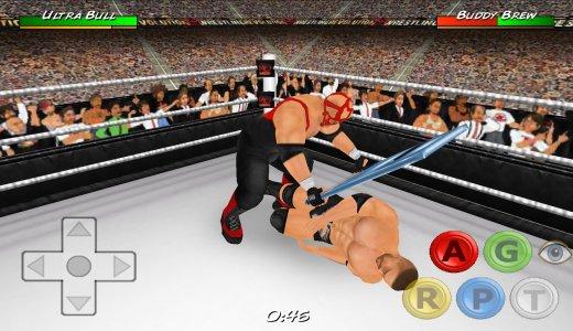 Wrestling Revolution 3D 1