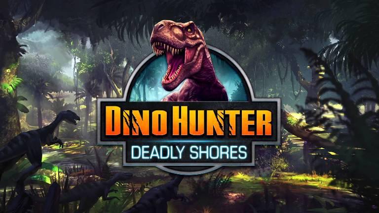 Игра Dino Hunter: Deadly Shores