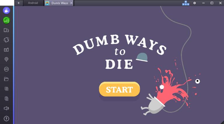 Игра Dumb Ways to Die