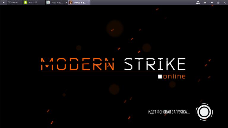 Игра Modern Strike Online