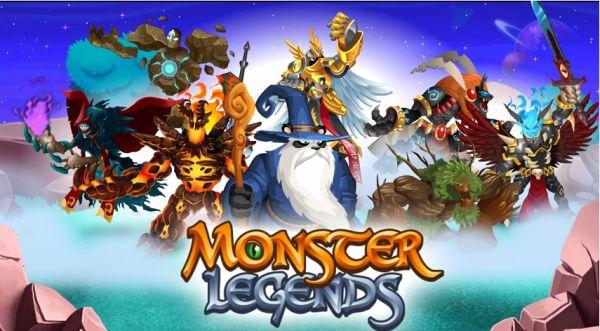 Игра Monster Legends