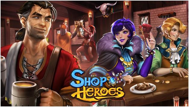 Игра Shop Heroes