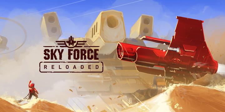 Игра Sky Force Reloaded