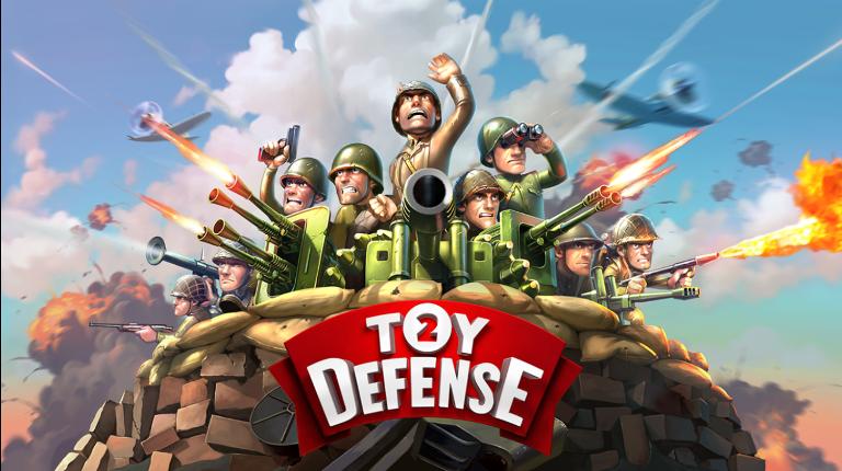 Игра Toy Defense 2