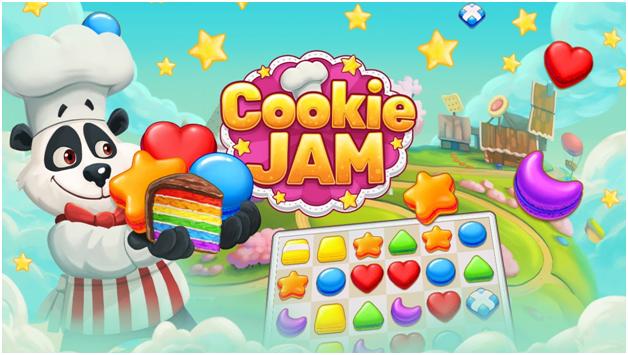 Игра Cookie Jam