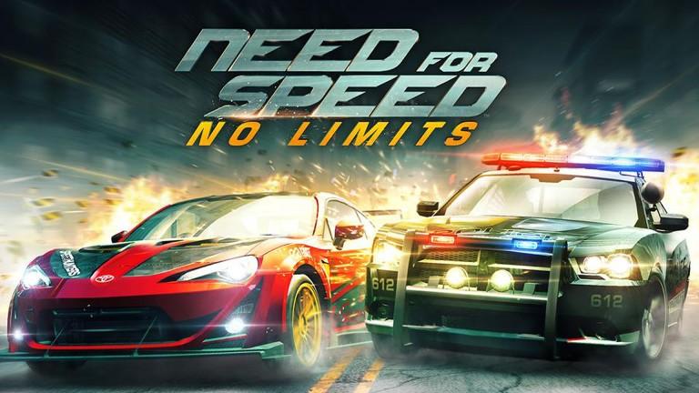 Игра Need for Speed: No Limits
