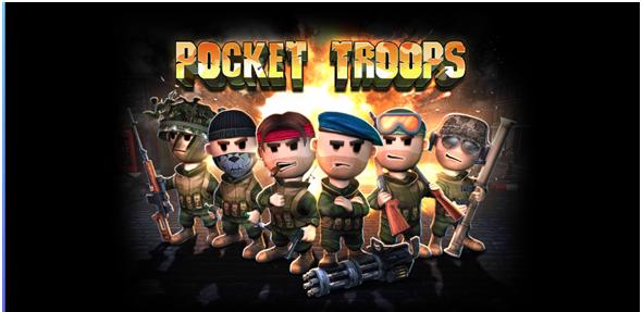 Игра Pocket Troops