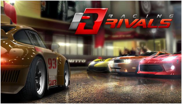 Игра Racing Rivals