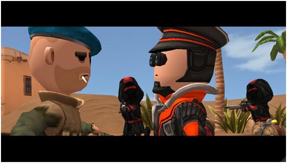 Играем в Pocket Troops на ПК