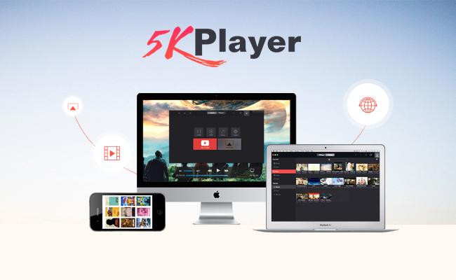 Программа 5kplayer