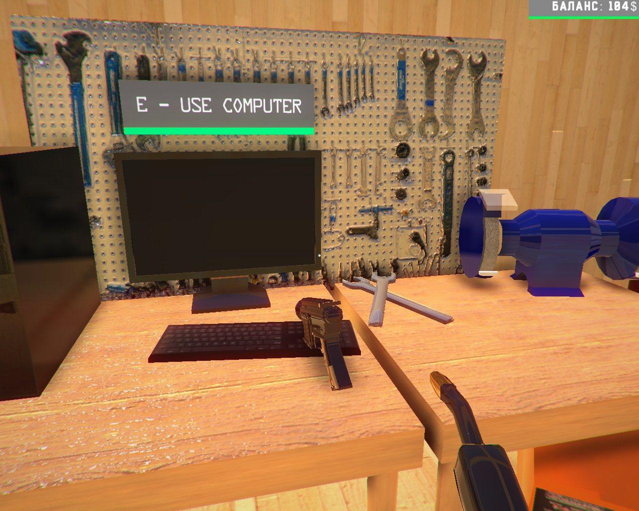Weapons genius скачать бесплатно на русском симулятор создания оружия.