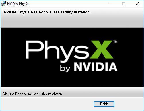 скачать последнюю версию physx ageia