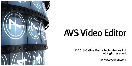 AVS Video Editor скачать бесплатно на русском c ключом