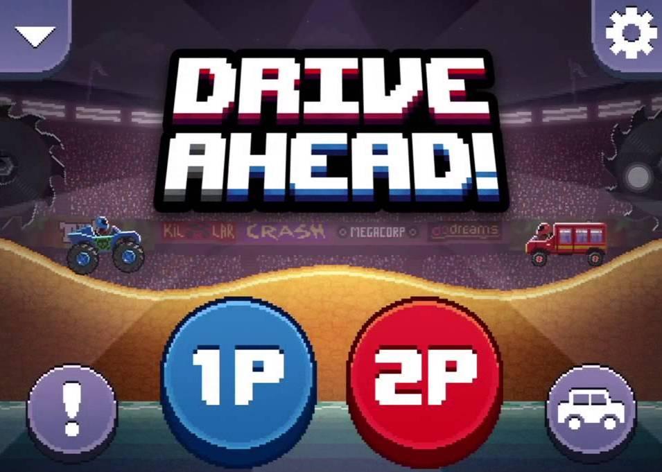 Игра Drive Ahead