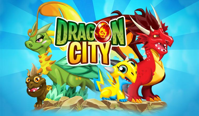 Игра DragonCity