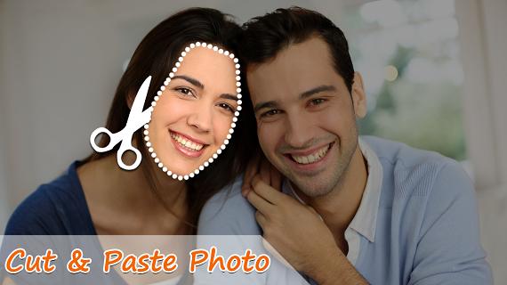 Cut Paste Photos