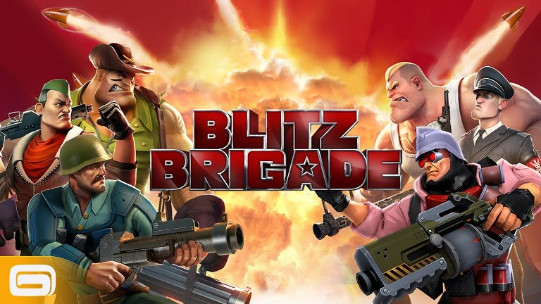 Игра Blitz Brigade