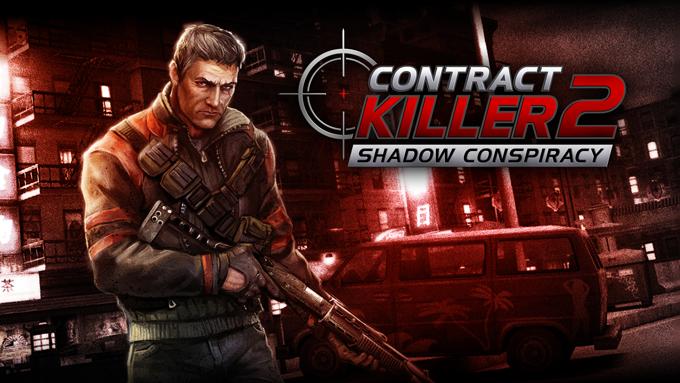 Игра Contract Killer 2