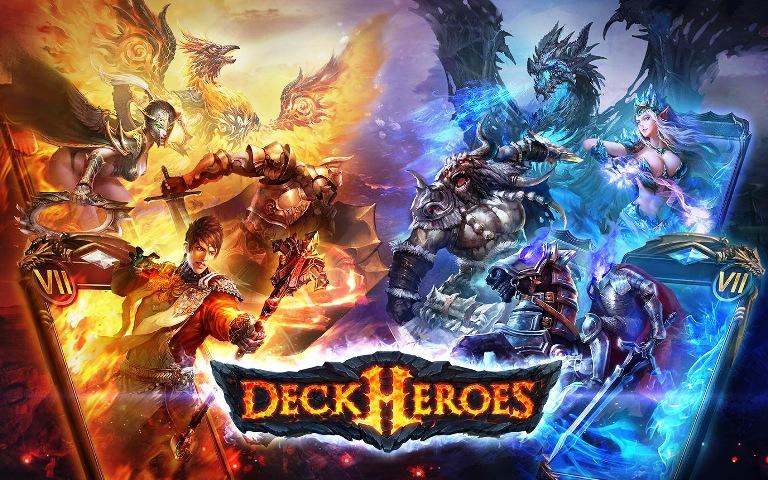Игра Deck Heroes