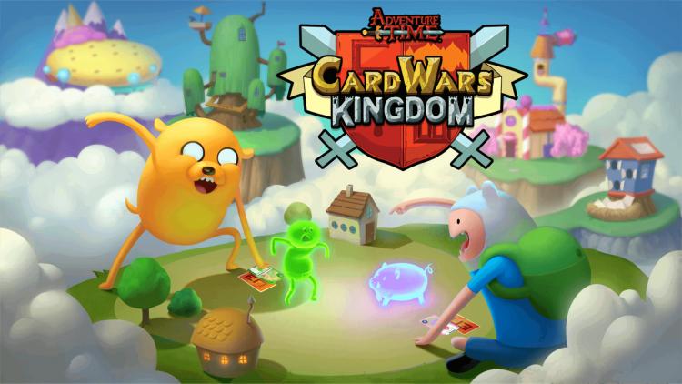 Игра Королевство карточных войн