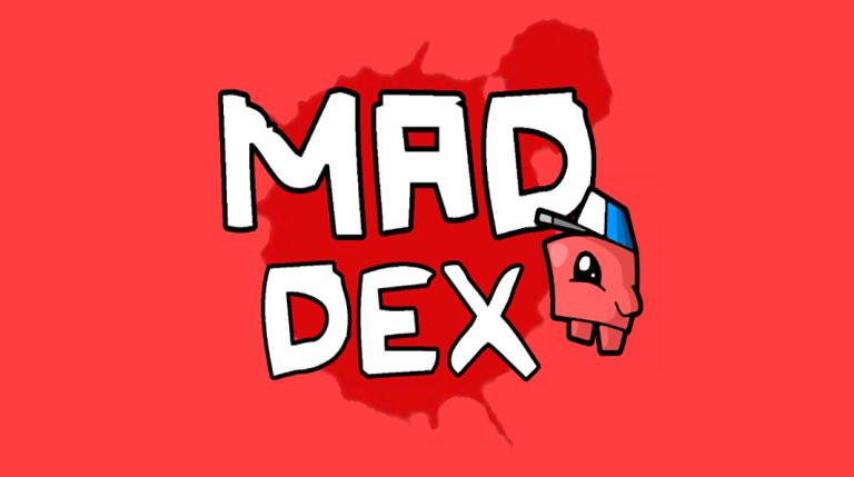 Игра MadDex