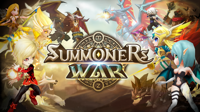 Игра Summoners War SkyArena