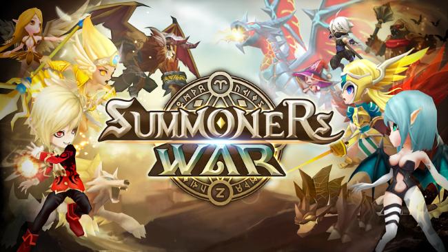 Игра Summoners War SkyArena