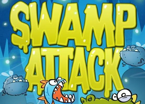 Игра Swamp Attack
