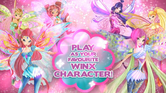 Игра Winx Bloomix Quest