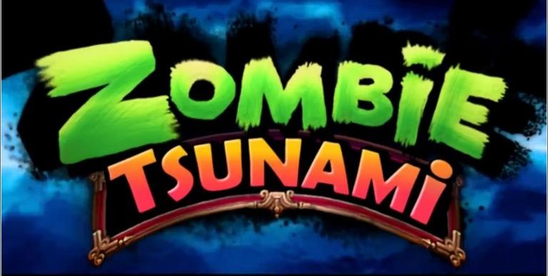 Игра Zombie Tsunami