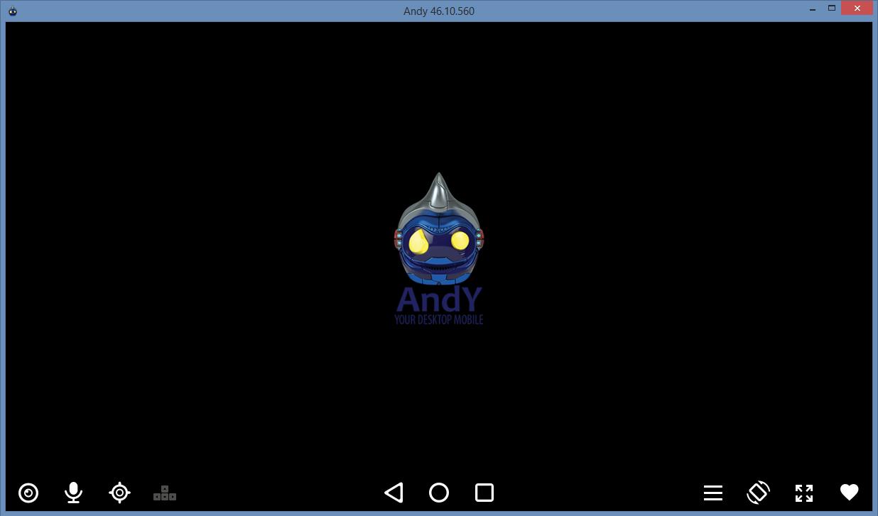 Приветственное окно программы