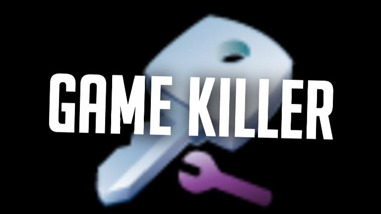 Приложение GameKiller