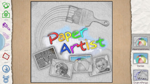 Программа Paper Artist