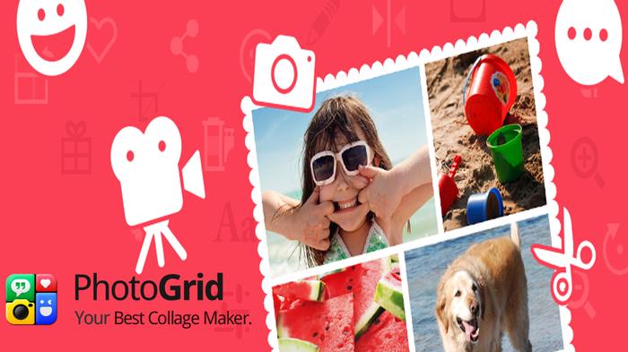 Программа Photo Grid