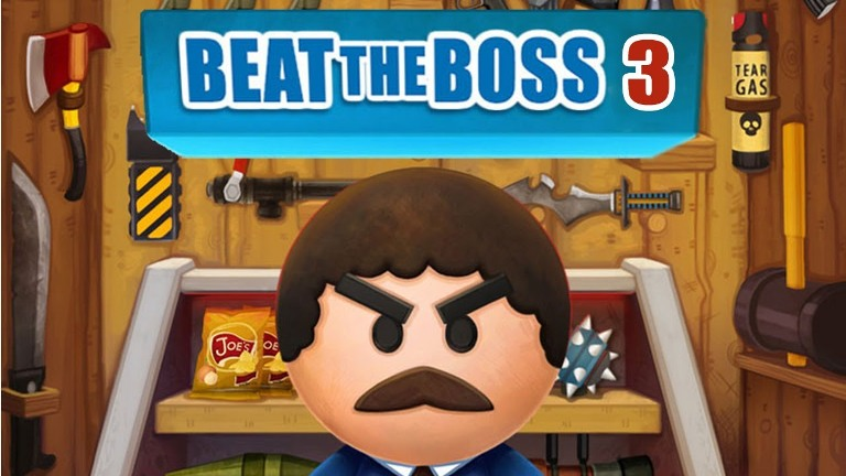 Игра Beat The Boss 3