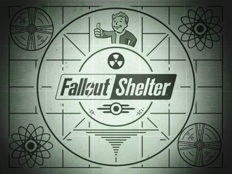 Игра Fallout Shelter