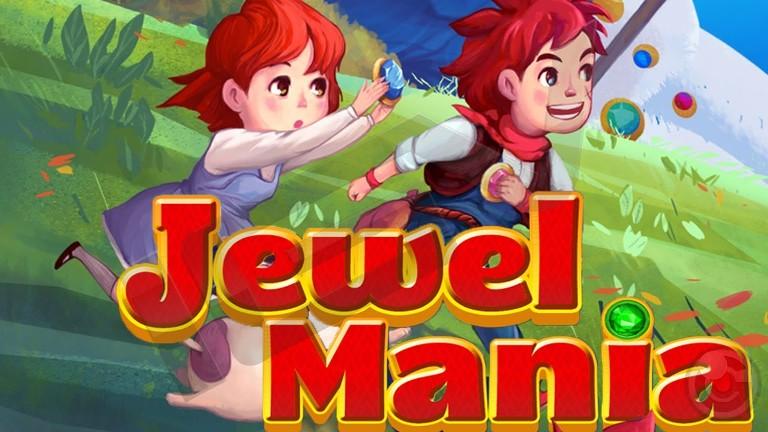 Игра Jewel Mania