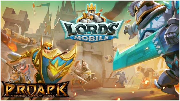 Игра Lords Mobile
