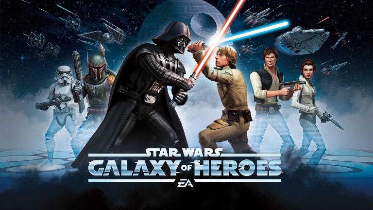 Игра Star Wars: Galaxy of Heroes