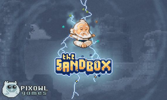 Игра The Sandbox
